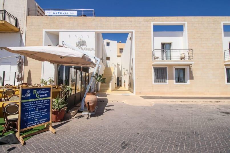 Hotel Paladini di Francia Lampedusa