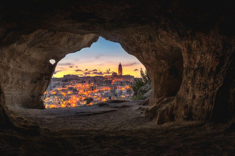 Viaggio a Matera Basilicata