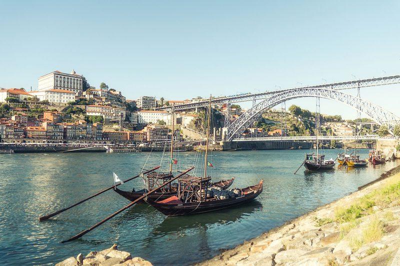 Viaggio a Porto Portogallo