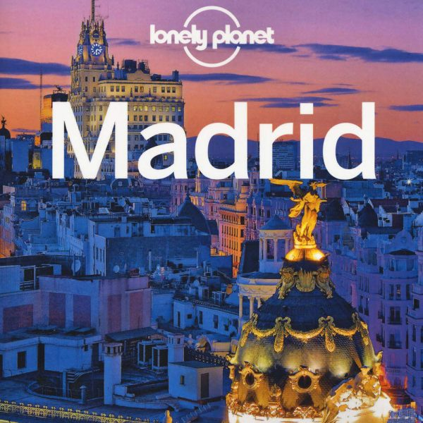 Lonely Planet Madrid (con cartina)