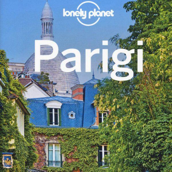 Lonely Planet Parigi (con cartina)