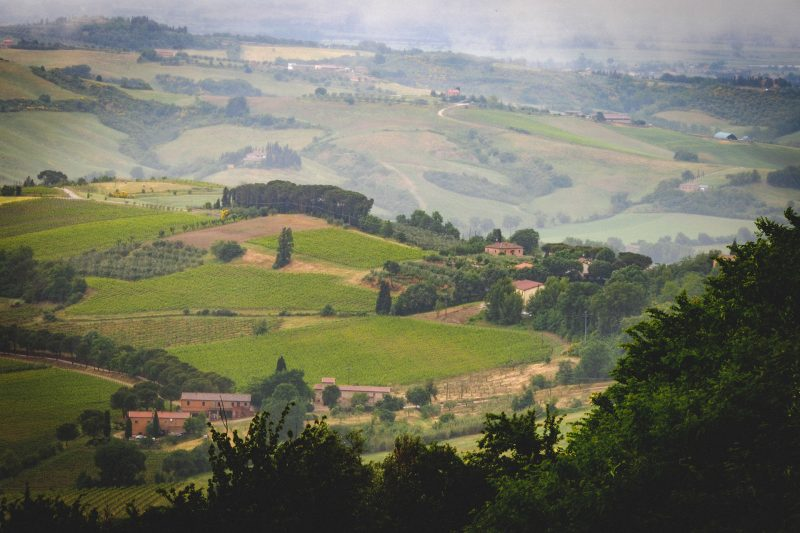 Campagne Toscana Chianti